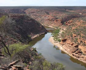 Loop Walk Kalbarri National Park - Mackay Tourism