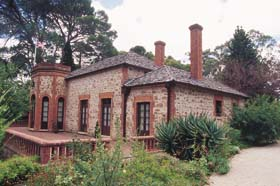 Old Government House - Mackay Tourism