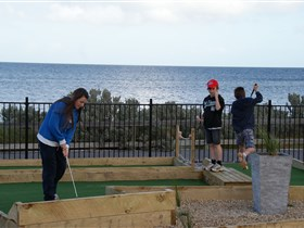Port Vincent Putt Putt - Mackay Tourism