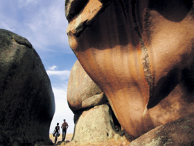 Murphy's Haystacks - Ancient Granite Rock - Mackay Tourism