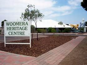 Woomera Heritage and Visitor Information Centre - Mackay Tourism