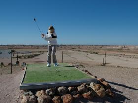 Coober Pedy Opal Fields Golf Club - Mackay Tourism