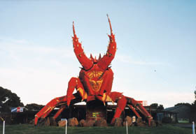 The Big Lobster - Mackay Tourism