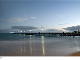 Beachport Jetty - Mackay Tourism