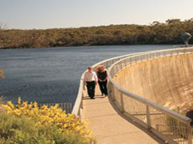 Whispering Wall - Mackay Tourism