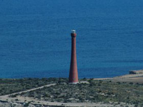 Troubridge Hill Lighthouse - Mackay Tourism