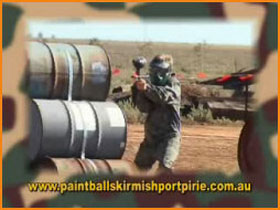 Paint Ball Skirmish Port Pirie - Mackay Tourism