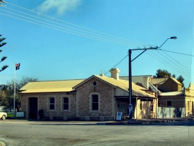 Southern Yorke Peninsula Visitor Centre in the Old Post Office - Mackay Tourism