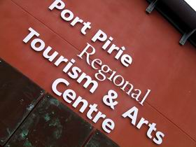 Port Pirie Regional Tourism And Arts Centre - Mackay Tourism
