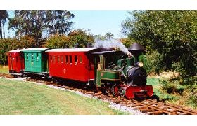 Redwater Creek Railway - Mackay Tourism