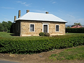 Oatlands Court House - Mackay Tourism