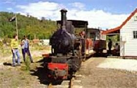 Wee Georgie Wood Steam Railway - Mackay Tourism