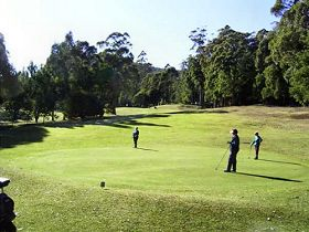 Sheffield Golf Course - Mackay Tourism