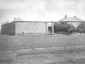 Oatlands Gaol House - Mackay Tourism