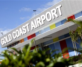 Gold Coast Airport - Mackay Tourism