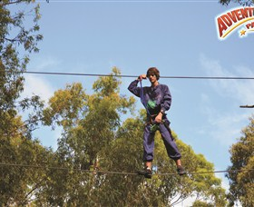 Adventure Parc at Currumbin Wildlife Sanctuary