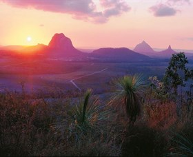 Glass House Mountains National Park - Mackay Tourism