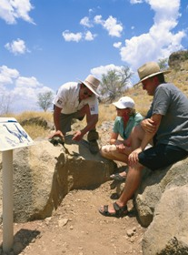 Riversleigh Fossil Fields - Mackay Tourism
