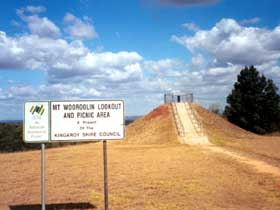 Mount Wooroolin - Mackay Tourism