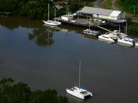 Port of Maryborough - Mackay Tourism