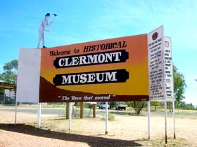 Clermont Historical Centre and Museum - Mackay Tourism