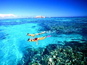 Great Barrier Reef Islands