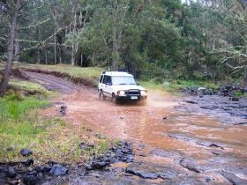 Condamine Gorge '14 River Crossing' - Mackay Tourism