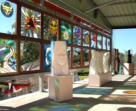 Alpha31 Art Gallery and Sculpture Garden - Mackay Tourism