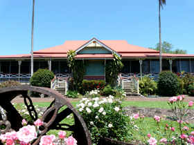 Greenmount Homestead - Mackay Tourism