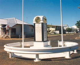 Cloncurry War Memorial - Mackay Tourism