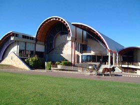 Australian Stockmans Hall of Fame and Outback Heritage Centre - Mackay Tourism