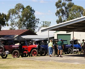Millmerran Museum and Tourist Information Centre - Mackay Tourism