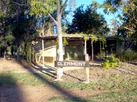 Clermont - Old Town Site - Mackay Tourism