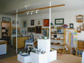 Great Alpine Gallery - Mackay Tourism