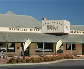 Heathcote Winery - Mackay Tourism