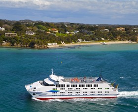 Searoad Ferries - Mackay Tourism