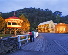 Walhalla Historic Area - Mackay Tourism