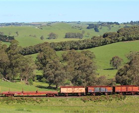 South Gippsland Tourist Railway - Mackay Tourism