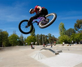 James Scott Memorial Skate Park - Mackay Tourism
