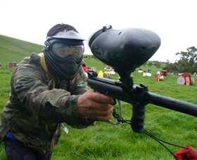 Bass Coast Paintball - Mackay Tourism