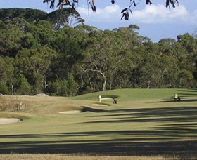 Mt Martha Golf Course - Mackay Tourism