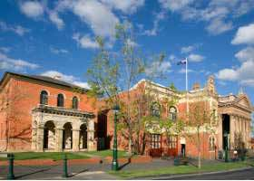 The Capital - Bendigo's Performing Arts Centre - Mackay Tourism