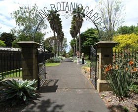 Friends of Geelong Botanic Gardens - Mackay Tourism