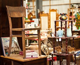 Bendigo Pottery Antiques and Collectables Centre - Mackay Tourism