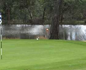Hepburn Springs Golf Club - Mackay Tourism