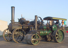 Melbourne Steam Traction Engine Club