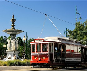 Bendigo Tramways Vintage Talking Tram Tour - Mackay Tourism