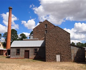 Andersons Mill Smeaton Historic Area - Mackay Tourism
