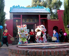 Bendigo Joss House Temple - Mackay Tourism