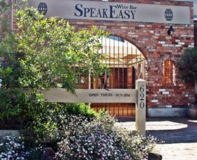 Speakeasy Wine Bar - Mackay Tourism
